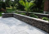 Belvedere Wall with Dimensional Flagstone Rideau Range