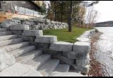Rosetta Outcropping Wall with 6 ft. Dimensional Steps Manitou Range