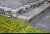 Dimensional Wall & Step with Appian walkway